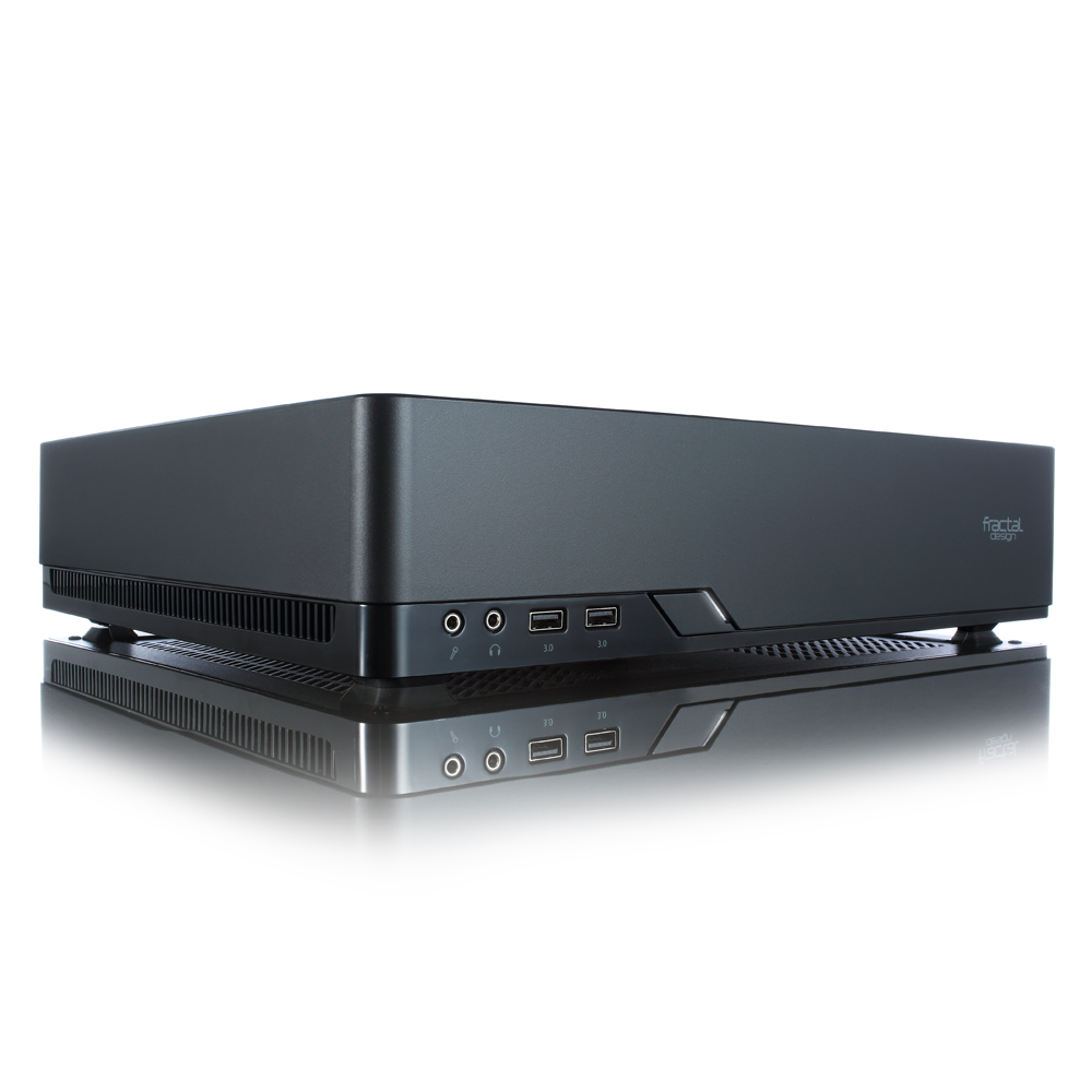 Carcasa PC Fractal Design Node 202 Black