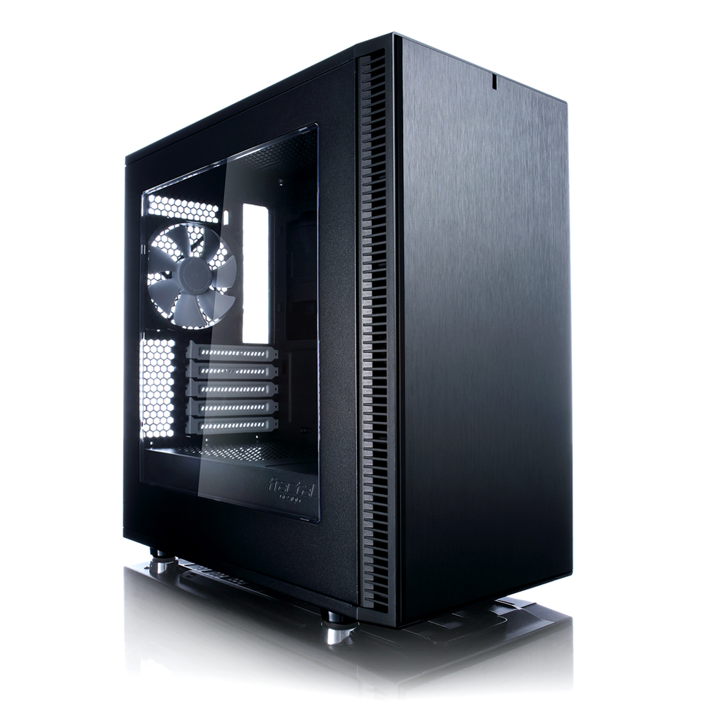 Carcasa PC Fractal Design Define Mini C Black Window