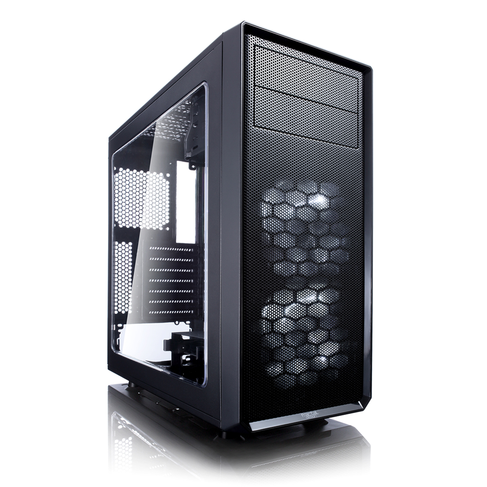 Carcasa PC Fractal Design Focus G Black Window