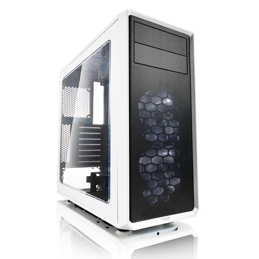 Carcasa PC Fractal Design Focus G White Window