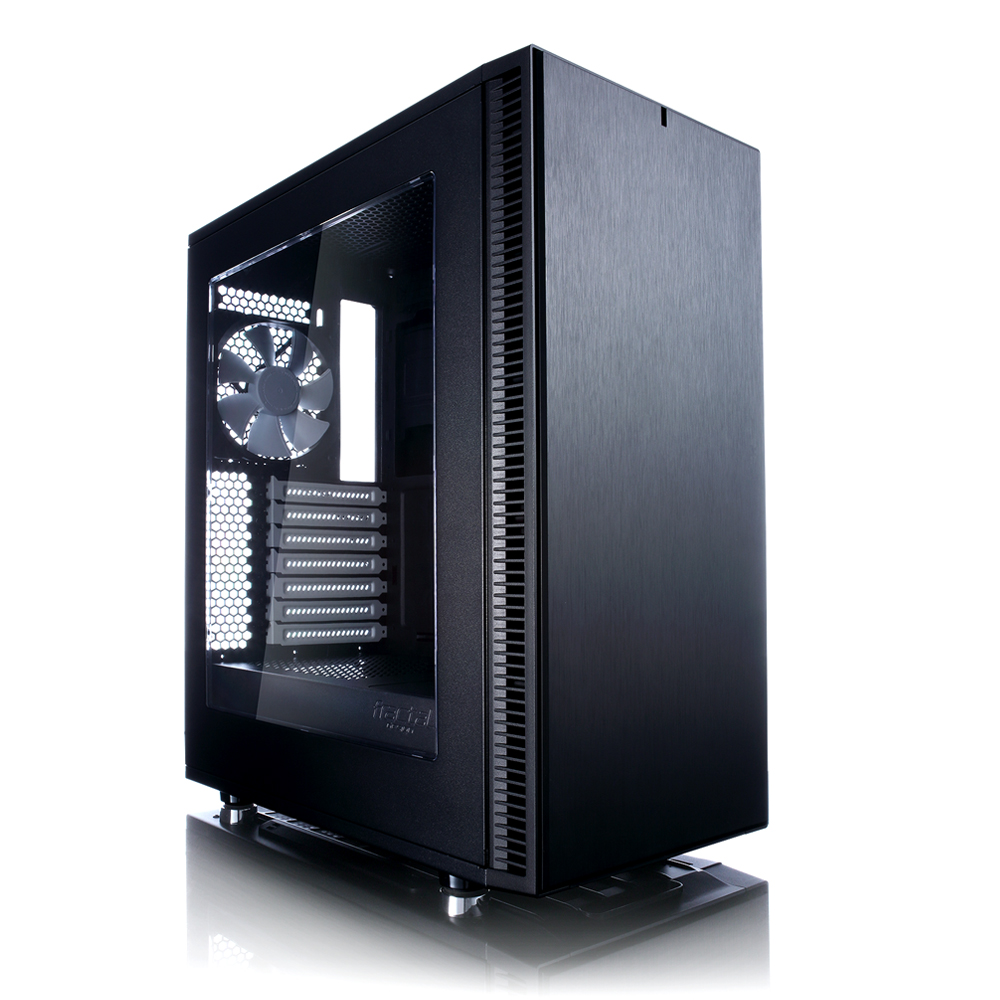 Carcasa PC Fractal Design Define C Black Window