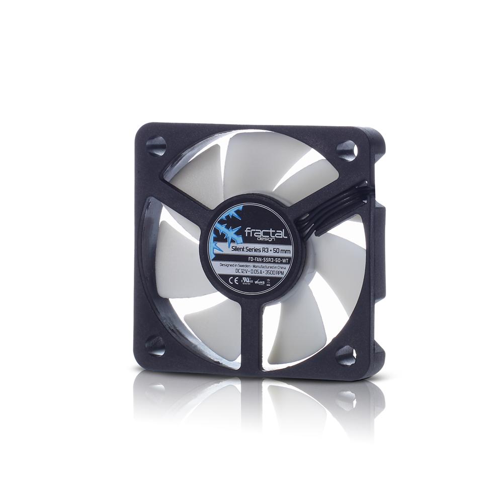 Ventilator Fractal Design Silent Series R3 50mm