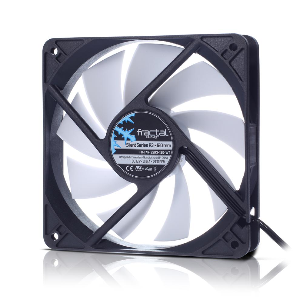 Ventilator Fractal Design Silent Series R3 120mm