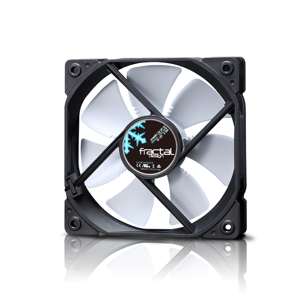 Ventilator Fractal Design Dynamic X2 GP-12 120mm White