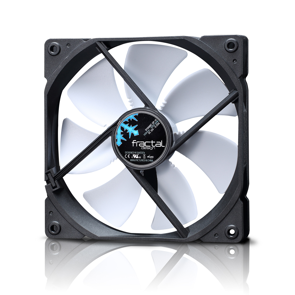 Ventilator Fractal Design Dynamic GP-14 140mm White