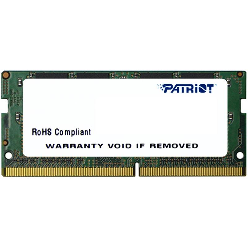 Memorie Notebook Patriot Signature 4GB DDR4 2133MHz CL15 1.2V