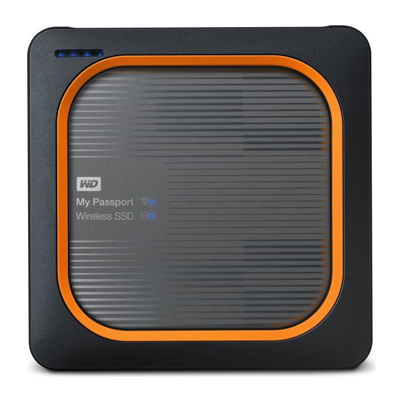 Hard Disk SSD Western Digital My Passport Wireless 250GB USB 3.0