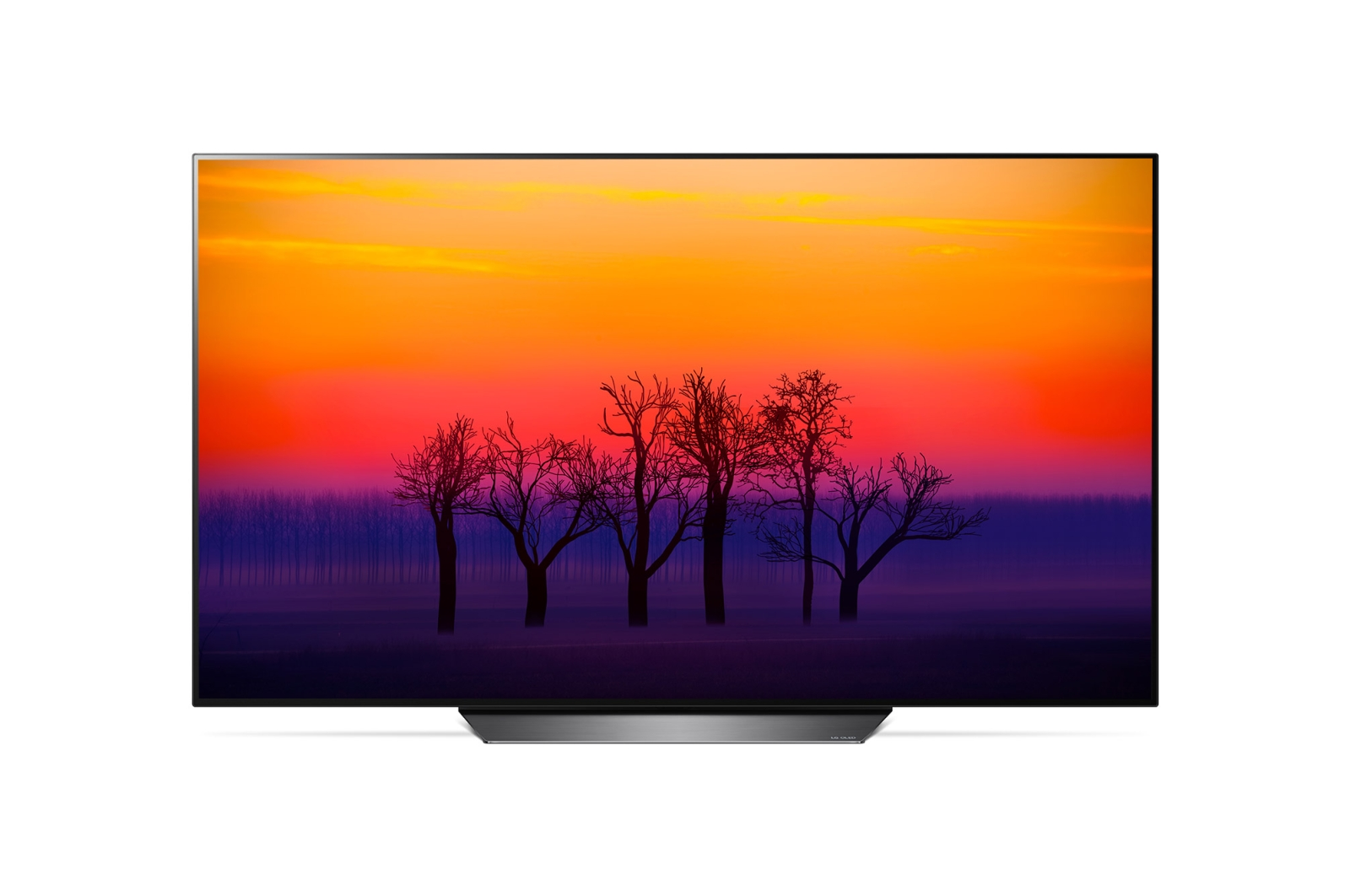 Televizor OLED LG Smart TV OLED65B8PLA 164cm 4K Ultra HD Negru