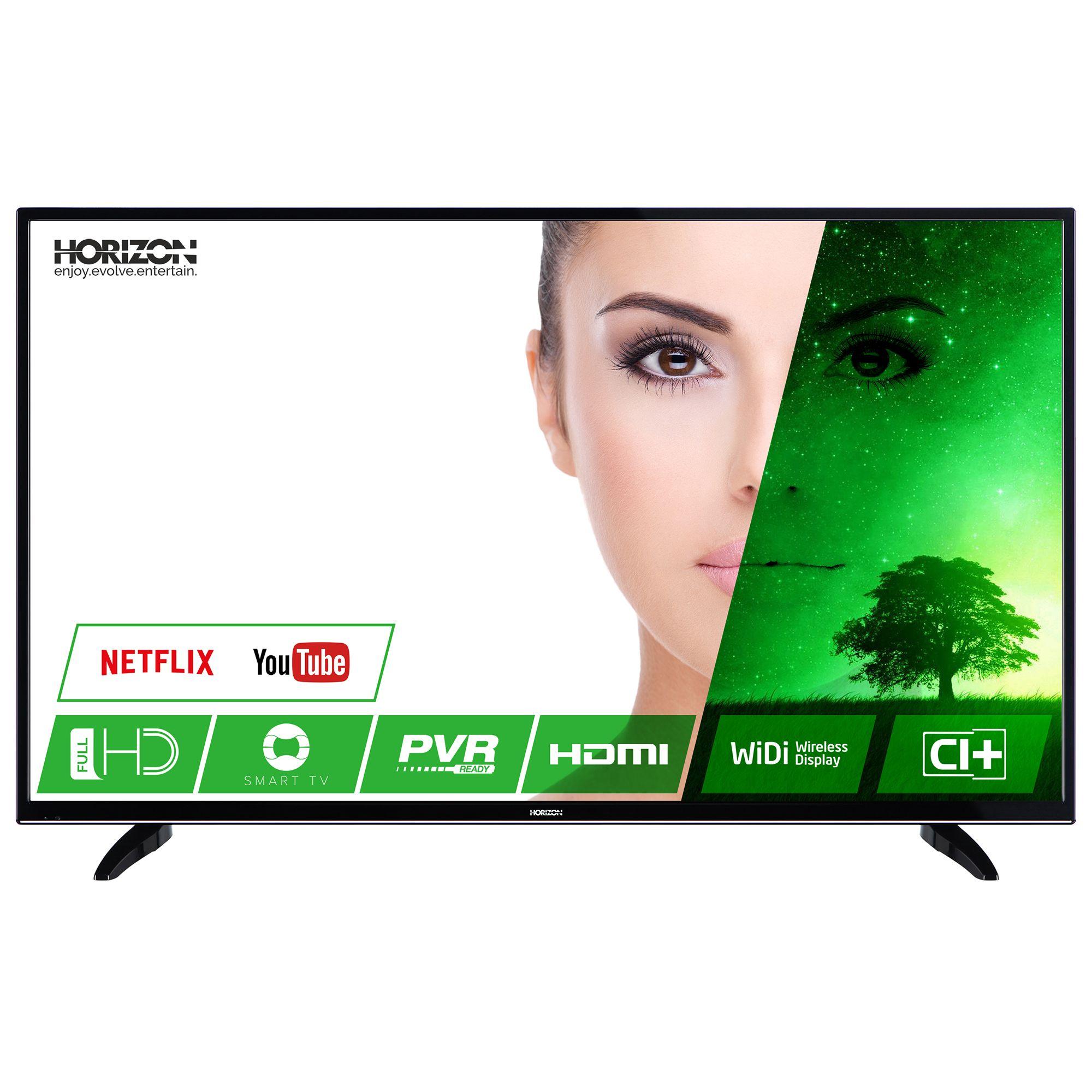Televizor LED Horizon Smart TV 40HL7330F 102cm Full HD Negru