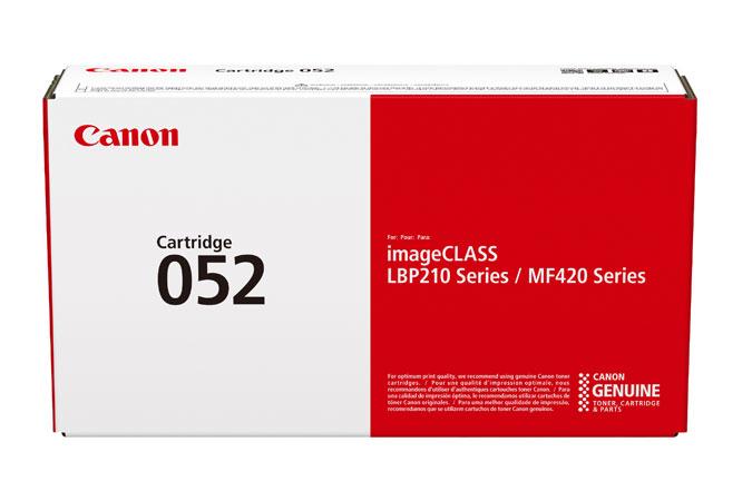 Cartus Toner Canon 052 Black 3.100 pagini