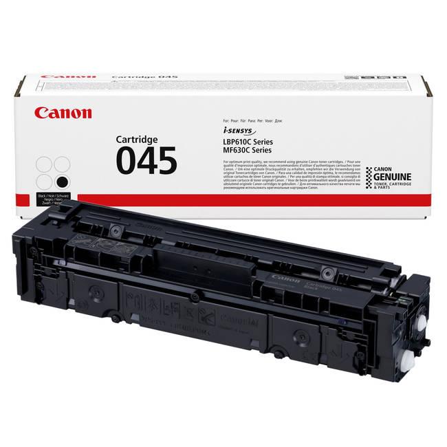 Cartus Toner Canon 045 Black 1.400 pagini