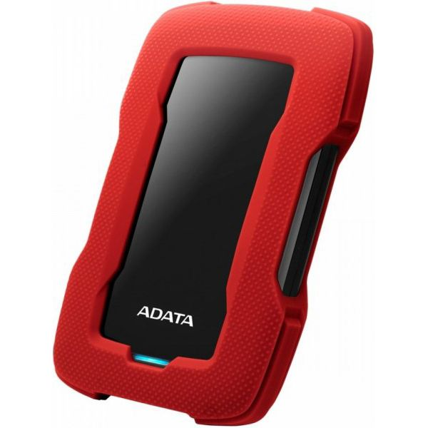 Hard Disk Extern A-Data HD330 1TB USB 3.1 Rosu