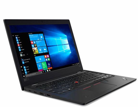 Notebook Lenovo ThinkPad L380 13.3 Full HD Intel Core i7-8550U RAM 8GB SSD 256GB Windows 10 Pro Negru