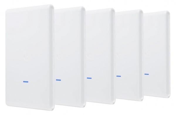 Access Point Ubiquiti UniFi UAP AC PRO Mesh WiFi: 802.11ac frecventa: 2 4/5GHz - Dual radio cu alimentare PoE Outdoor 5-pack