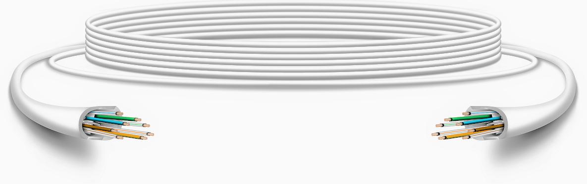 Cablu Ubiquiti UC-C6-CMR UniFi CAT6