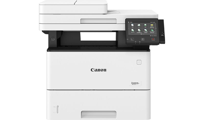 Multifunctional cu fax Laser Monocrom Canon MF525x