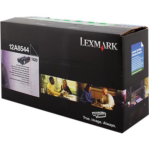 Cartus Toner Lexmark 12A8544 Black 10.000 pagini