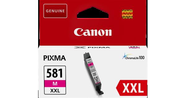 Cartus Inkjet Canon CLI-581M XXL Magenta 760 pagini