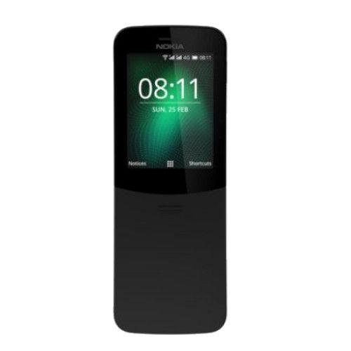 Telefon Mobil Nokia 8110 4G Dual SIM Black