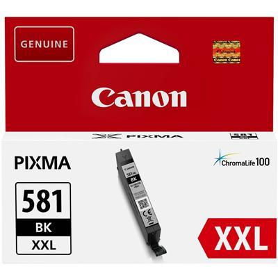 Cartus Inkjet Canon CLI-581BK XXL Black 4590 pagini
