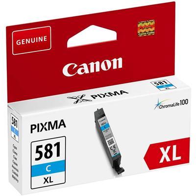 Cartus Inkjet Canon CLI-581C XL Cyan 515 pagini