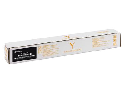 Cartus Toner Kyocera TK-8800Y Yellow 20.000 pagini
