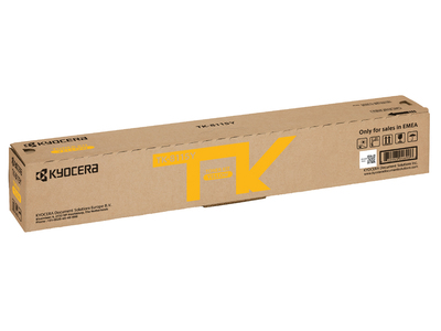Cartus Toner Kyocera TK-8115Y Yellow 6.000 pagini