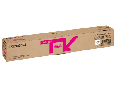 Cartus Toner Kyocera TK-8115M Magenta 6.000 pagini