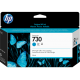 Cartus InkJet HP DesignJet 730, 130ml, Cyan