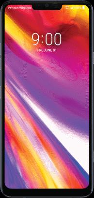 Telefon Mobil LG G7 ThinQ G710EM 64GB Flash 4GB RAM Single SIM 4G Black