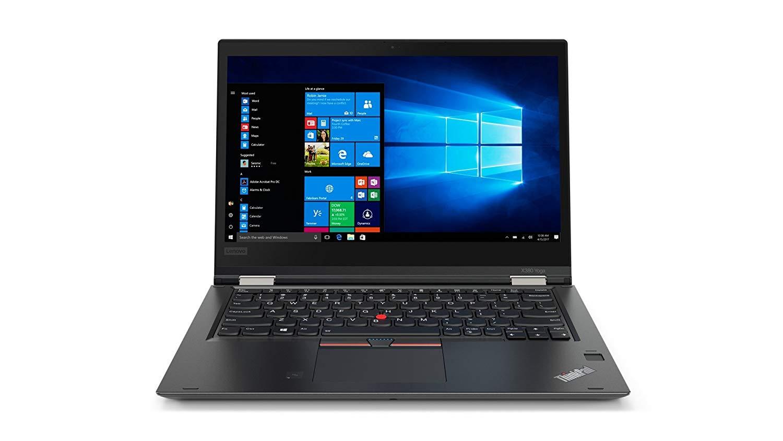 Ultrabook Lenovo ThinkPad X380 Yoga 13.3 Full HD Touch Intel Core i5-8250U RAM 8GB SSD 256GB Windows 10 Pro Negru