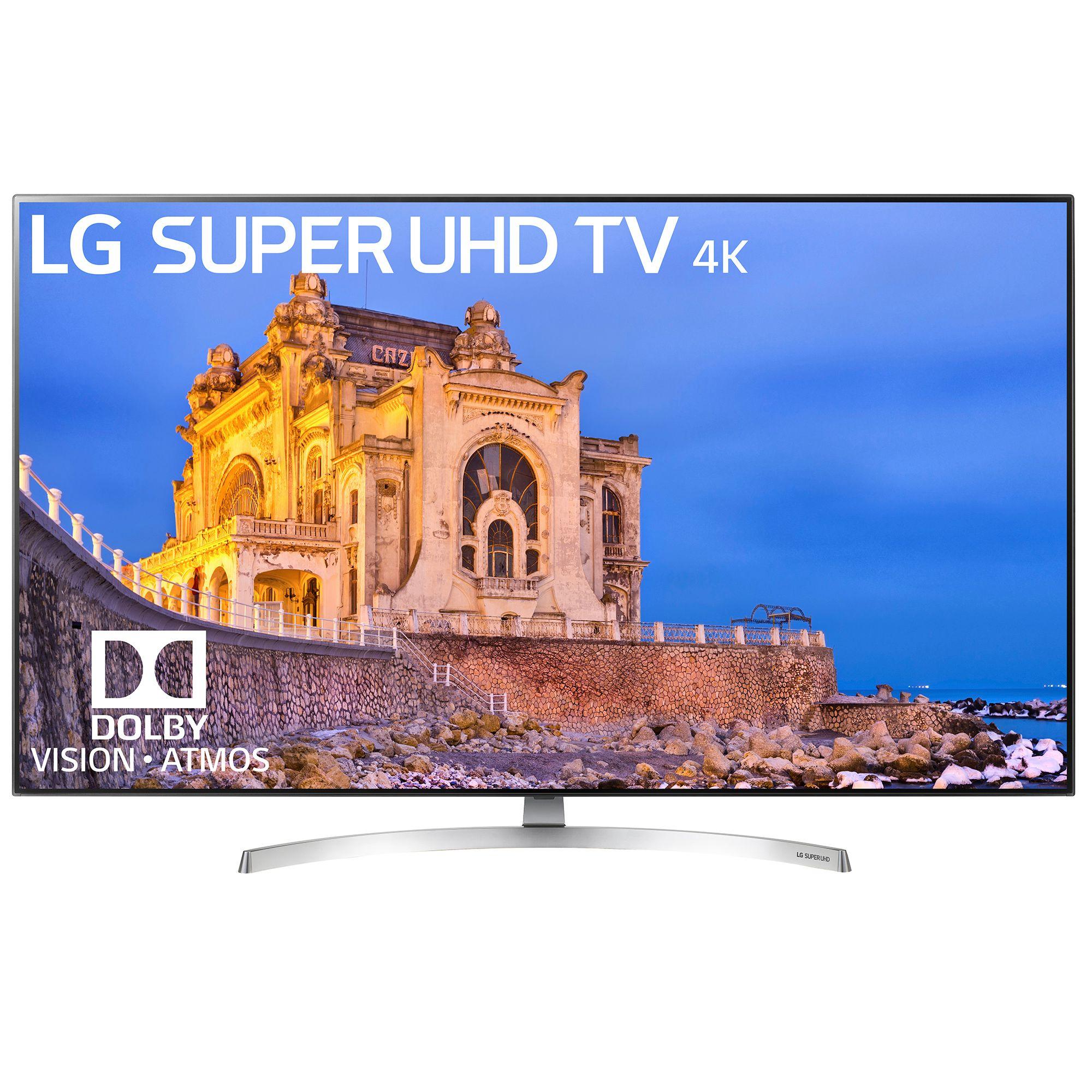 Televizor LED LG Smart TV 65SK8500PLA 164cm Super UHD 4K Negru