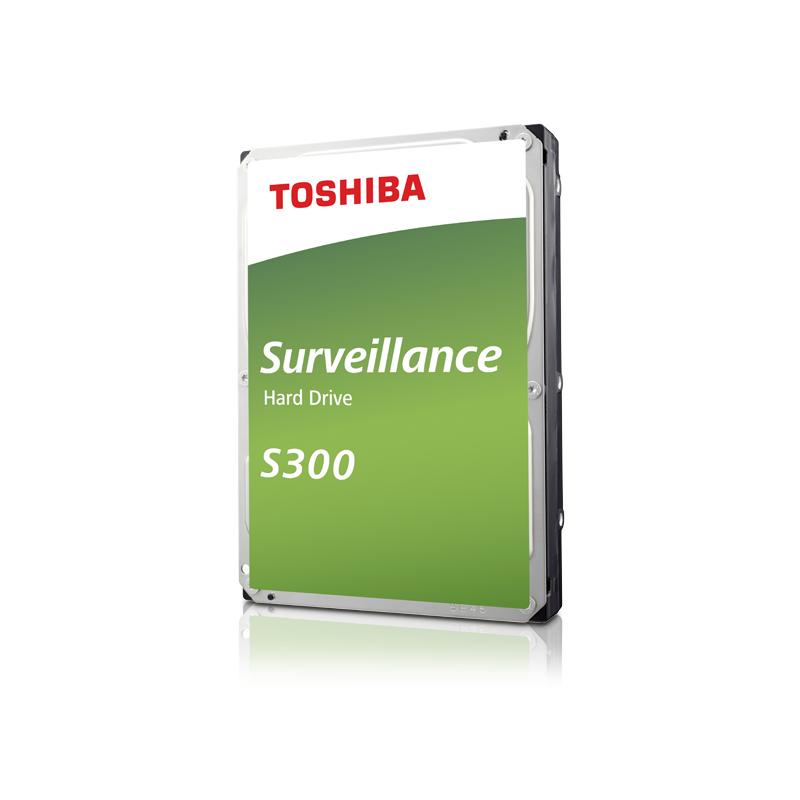 Hard Disk Desktop Toshiba S300 4TB SATA3 7200RPM