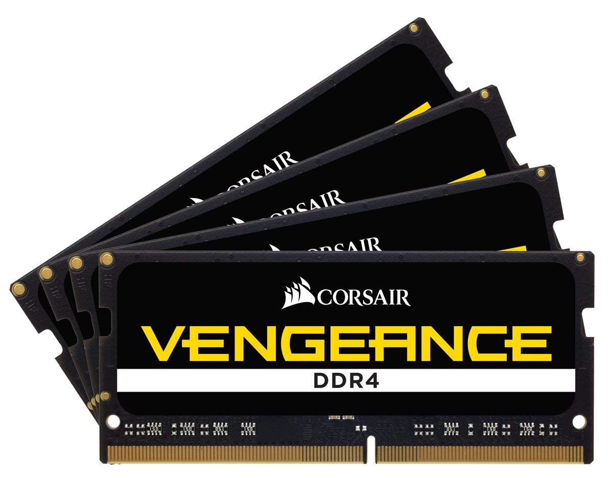 Memorie Notebook Corsair Vengeance CMSX32GX4M4X4000C19 4x8GB DDR4 4000MHz CL19
