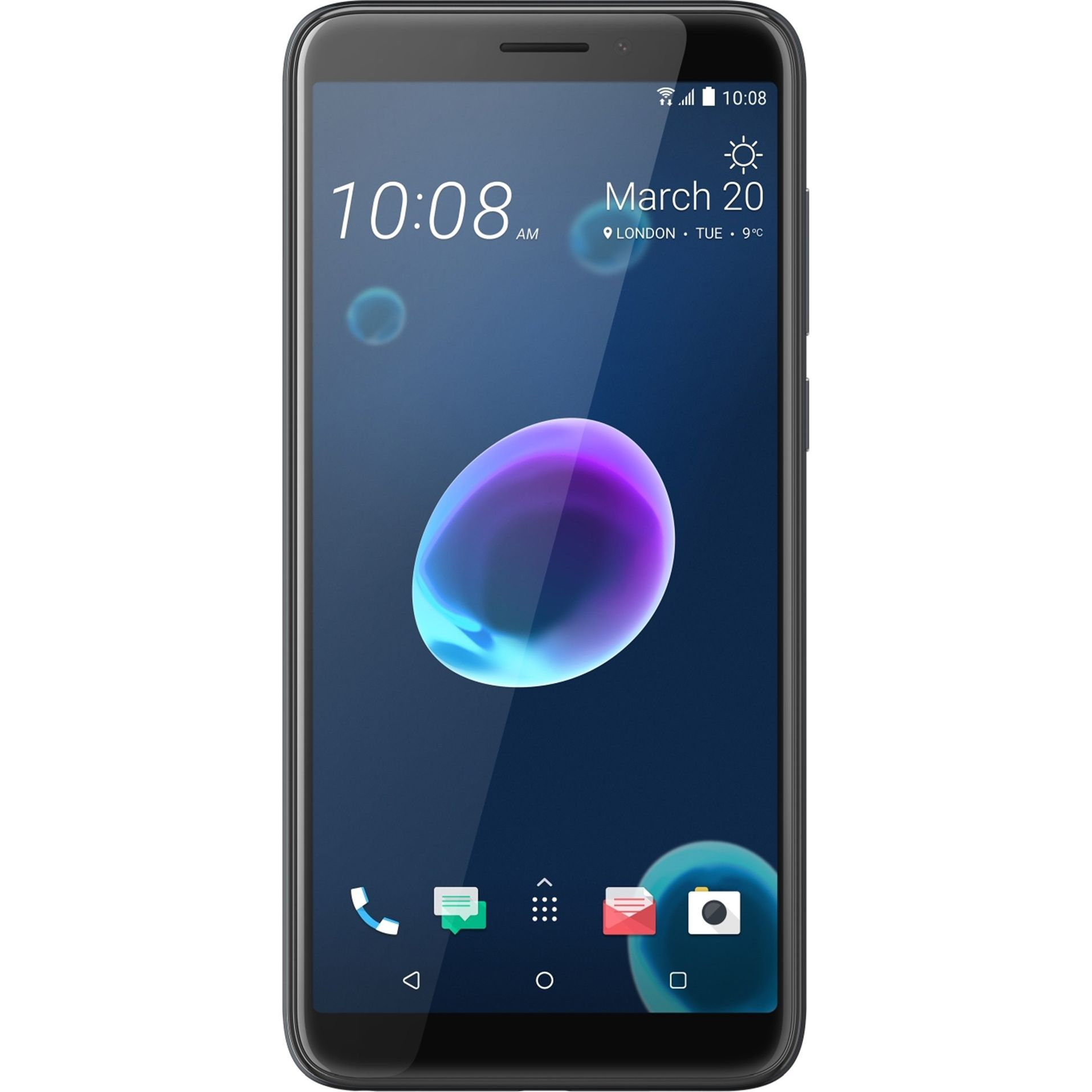 Telefon Mobil HTC Desire 12 32GB Flash 3GB RAM Dual SIM 4G Cool Black