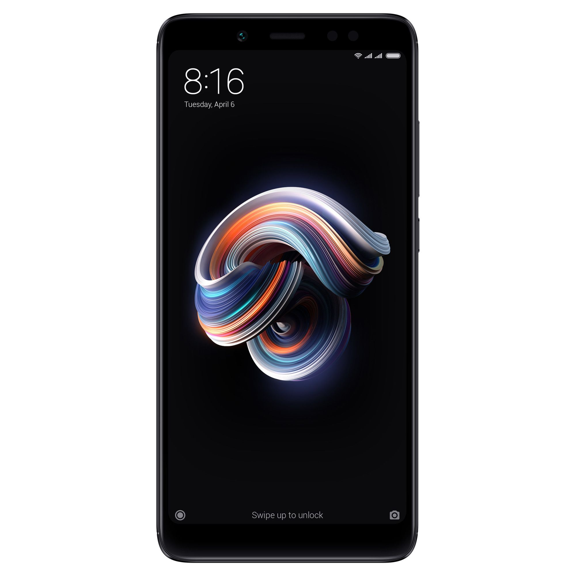 Telefon Mobil Xiaomi Redmi Note 5 64GB Flash 4GB RAM Dual SIM 4G Black