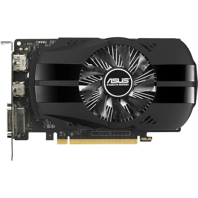 Placa Video ASUS GeForce GTX 1050 Phoenix 3GB GDDR5 96 biti