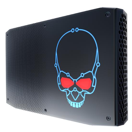 Barebone Intel NUC NUC8I7HNK2 Intel Core i7-8705G Radeon RX Vega M