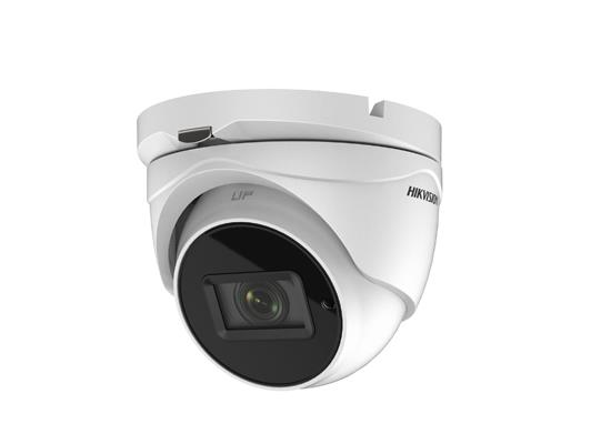 Camera Hikvision DS-2CE79U8T-IT3Z 8.29MP 2.8-12mm motorized lens