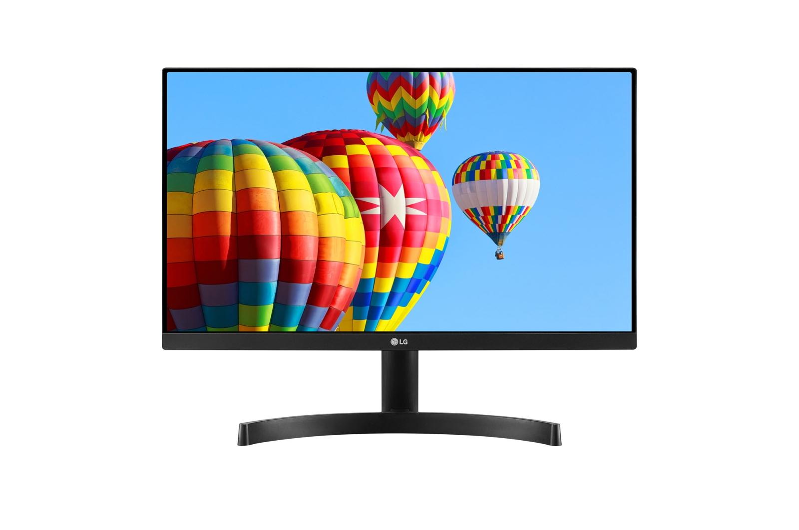 Monitor LED LG 24MK600M-B 24'' Full HD 5ms Negru