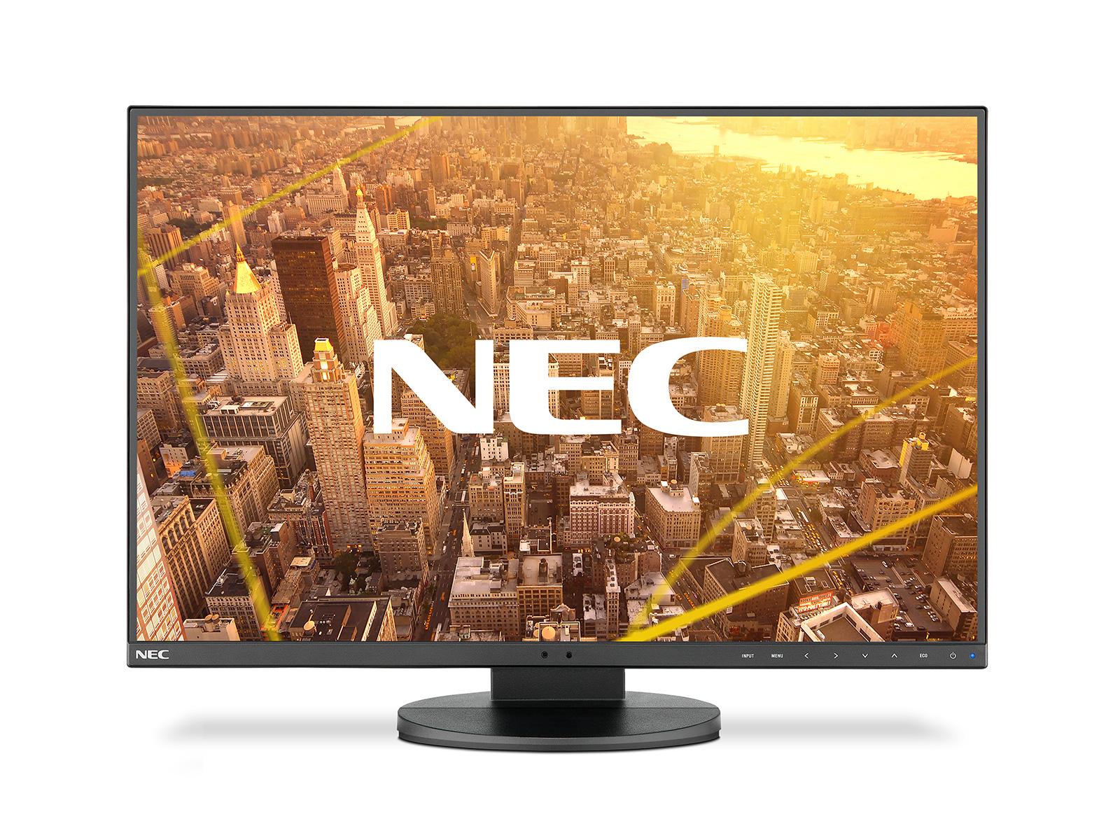 Monitor LED NEC EA245WMi-2 24 WUXGA 6ms Negru