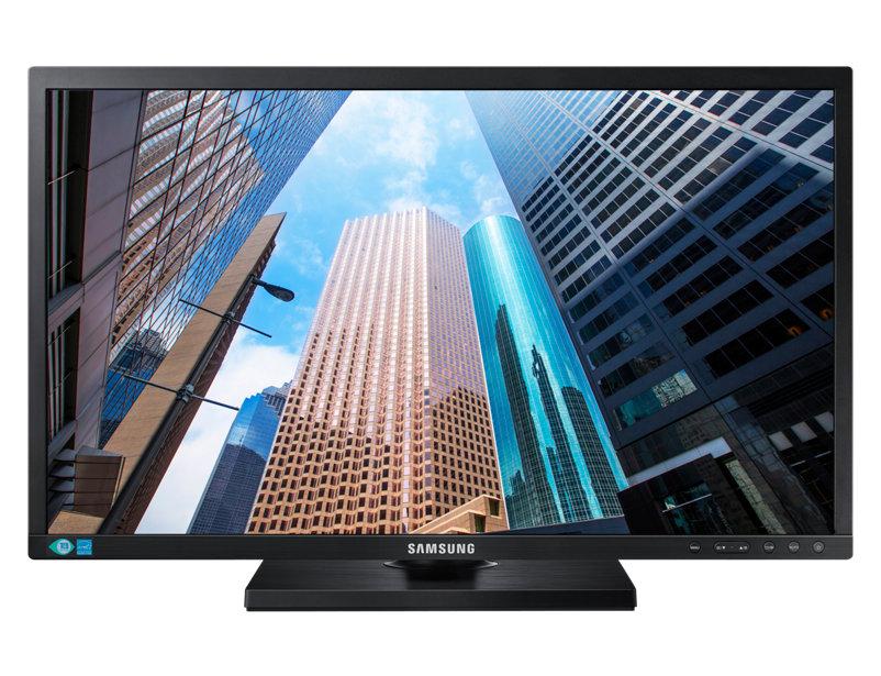 Monitor LED Samsung LS24E45KBL/EN 23.6 Full HD 5ms Negru