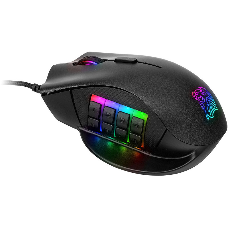 Mouse Gaming Thermaltake eSPORTS NEMESIS Switch Black