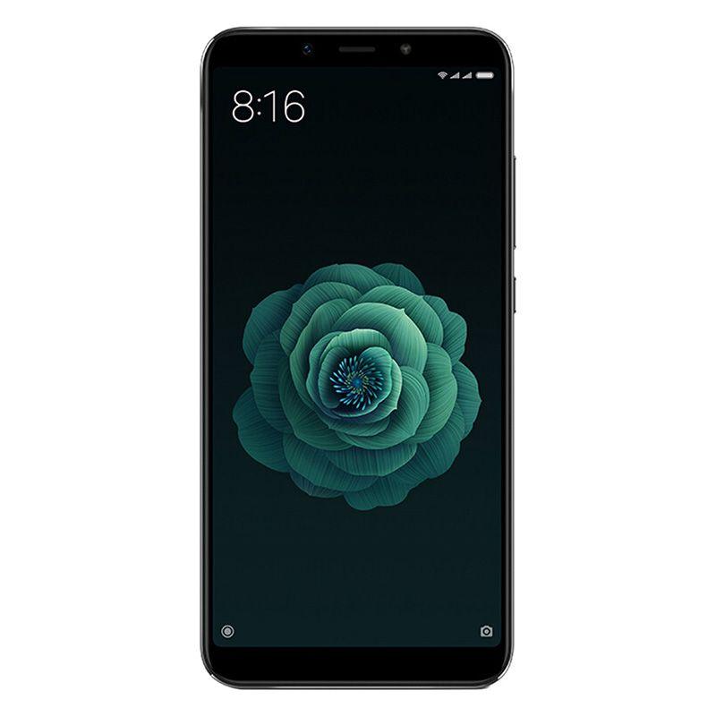 Telefon Mobil Xiaomi Mi A2 64GB Flash 4GB RAM Dual SIM 4G Black