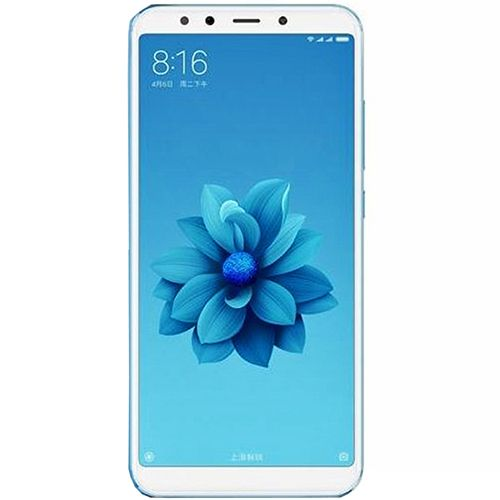 Telefon Mobil Xiaomi Mi A2 64GB Flash 4GB RAM Dual SIM 4G Blue