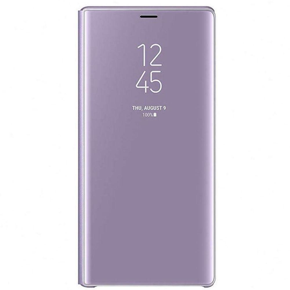 Husa Clear View Standing Samsung EF-ZN960 pentru Galaxy Note 9 (N960) Mov