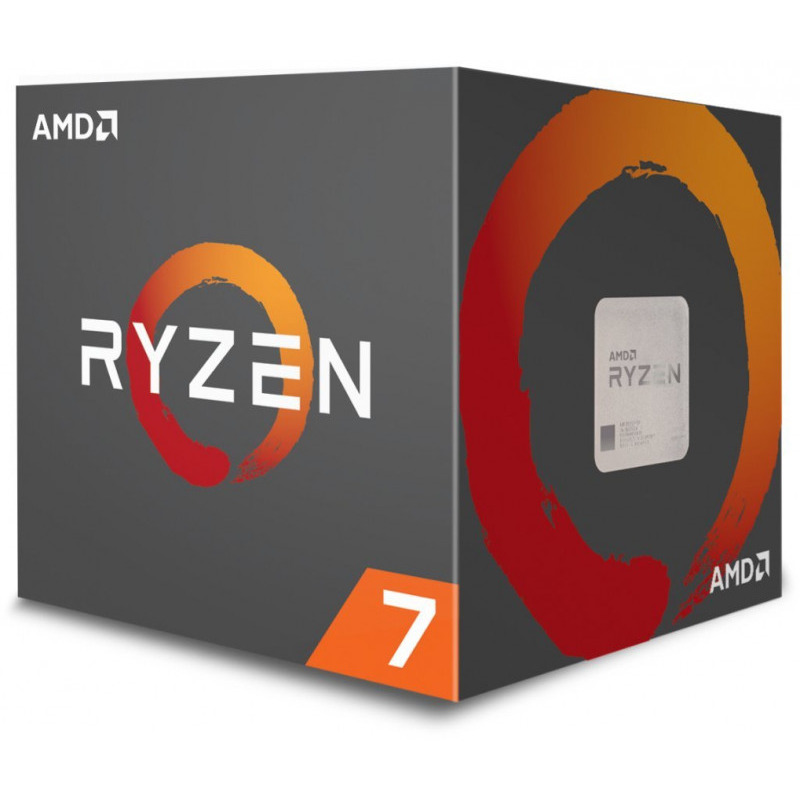 Procesor AMD Ryzen 7 2700X 3.7 GHz 16MB