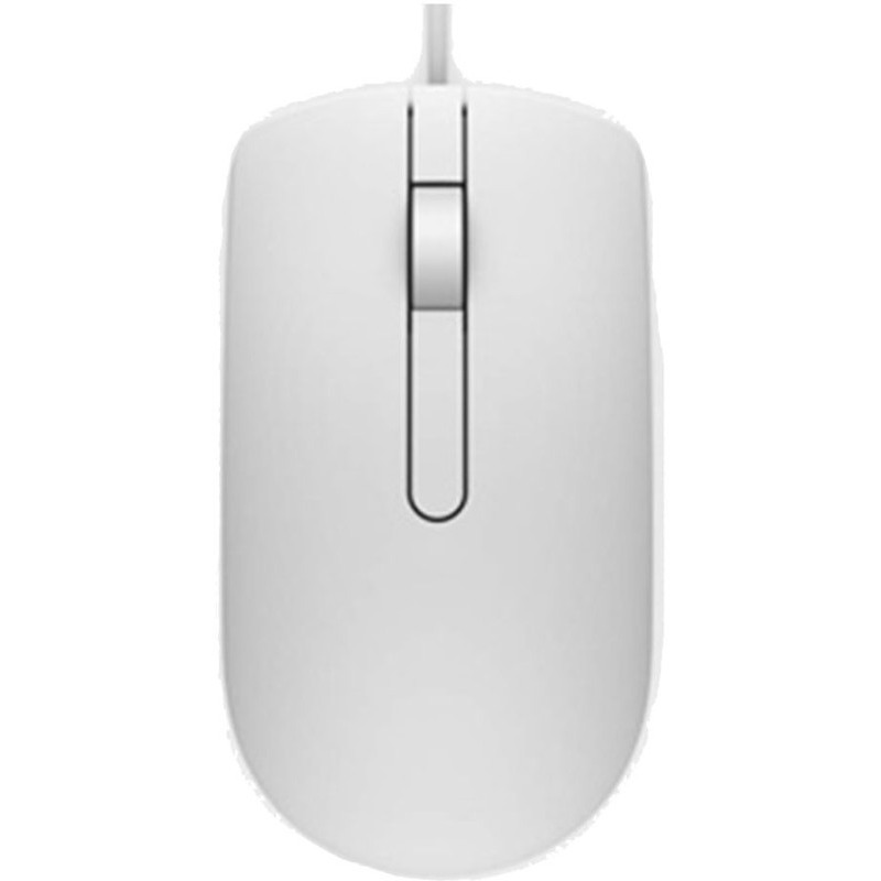 Mouse Optic Dell MS116 White