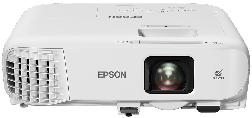 Videoproiector Epson EB-2247U WUXGA Alb