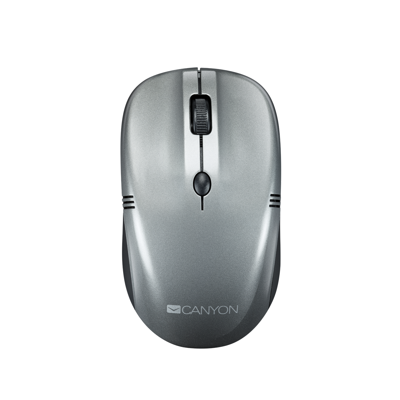 Mouse Wireless Canyon CNE-CMSW03DG Grey